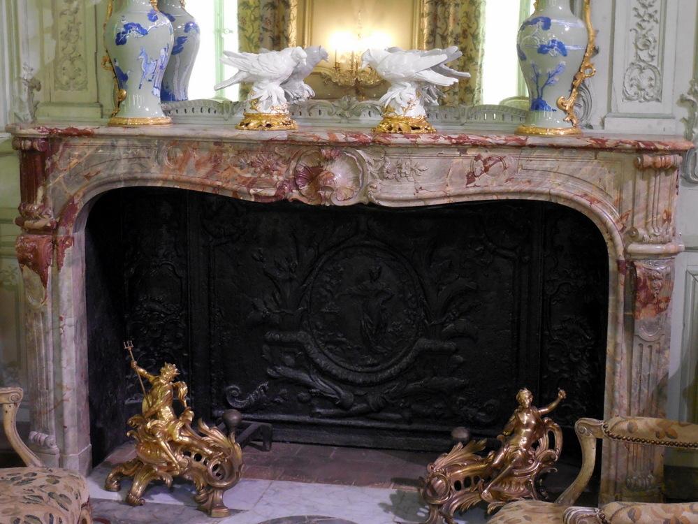 salon du ch teau d 39 abondant au vieux paris antiques. Black Bedroom Furniture Sets. Home Design Ideas