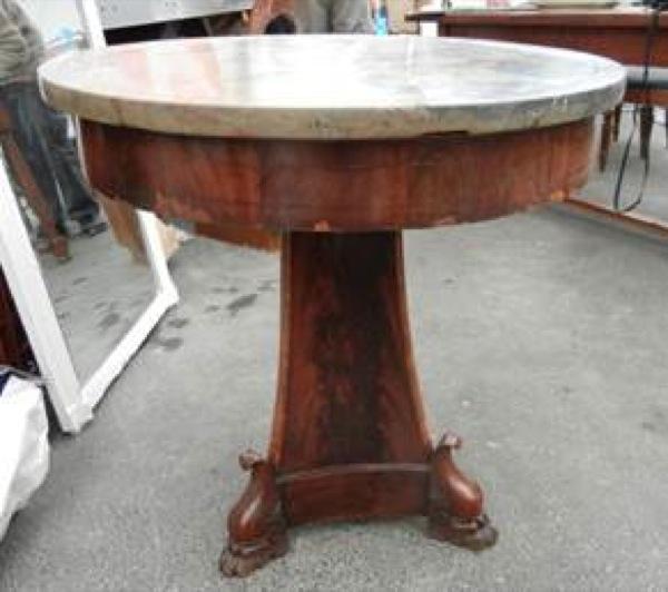 tables 13 au vieux paris antiques