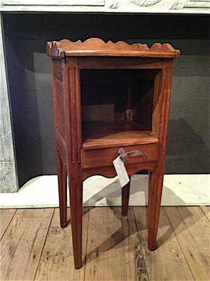 Louis XVI oak Side Table circa 1785