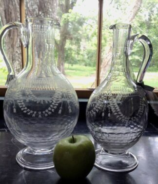 Louis XVI Wine Decanters in  circa