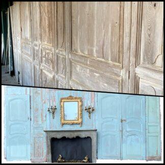 Boiserie Wall Paneling