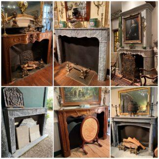 Fireplace Mantels & Equipment