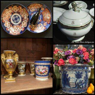 Porcelain & Crockery